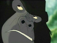 Kerchak Close-Up